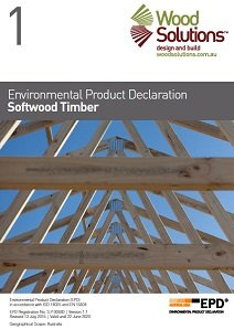 EPD Sawn Timber Cover