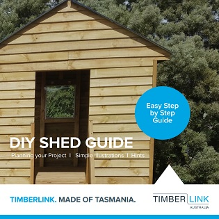 DIY Shed guide Cover